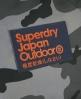 Superdry Super Montana Rucksack Grey