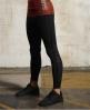 Superdry Sport Athletic Leggings Black