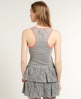 Superdry Brushed Odessa Dress Light Grey