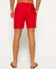 Superdry Premium Water Polo Shorts Red
