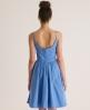 Superdry Dance Dress Blue