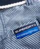 Superdry International Hampton Chino Shorts Blue