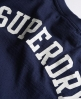 Superdry Soccer Top Navy