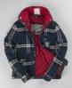 Superdry Blanket Coat Blue