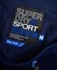 Superdry Gym Tech Slim Shorts Navy