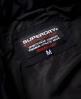 Superdry International Steppjacke Marineblau