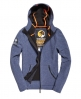 Superdry Mountaineer Softshell-Jacke Blau