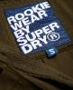 Superdry Rookie Cargo-Kleid Grün