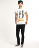 Superdry Big JPN T-shirt White