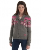 Superdry Sala Shawls Cardigan Dark Grey