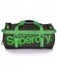 Superdry Tarpaulin Kit Bag Green