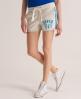Superdry Athletic Applique Shorts Grey
