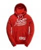 Superdry Super Rockets Hoodie Red