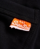 Superdry Pantaloni da jogging Orange Label Slim  Nero