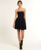 Superdry 50s Dovecot Bead Dress Navy