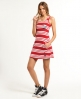 Superdry Ahoy Dress Red
