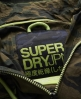 Superdry Hooded Service Jacket Green