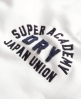 Superdry Applique Slim Jogger White