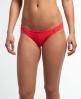 Superdry Santorini Bandeau Bikinihöschen Pink