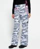 Superdry Pantaloni Ultimate Snow Bianco