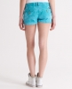 Superdry Tie Dye Shorts Blue