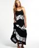 Superdry Festival Sweep Maxi Dress Black