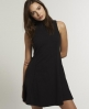 Superdry Swing Dress Black