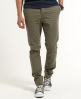 Superdry Commodity Slim Chinos Green