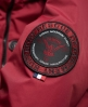 Superdry Everest Parka Jacket Red