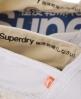Superdry Super Elastic Espadrille White