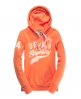 Superdry Sportspitch Hoodie Orange