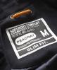 Superdry Commodity Slim Pea Coat Navy