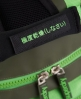 Superdry Tarp Pop Zip Backpack Green