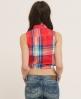Superdry Trailer Tie Shirt Red