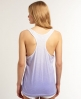 Superdry Spray Ombre Vest  Purple