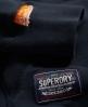 Superdry Core Applique Hoodie Navy