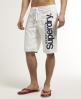 Superdry Boardshorts White