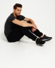 Superdry Orange Label Urban Joggers Black