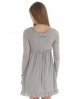 Superdry Vintage Saffron Dress Lt/grey