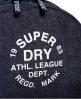 Superdry Athletic League Montana Rucksack Blue