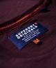 Superdry Originals Longline T-shirt Purple