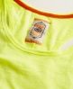 Superdry Slouch Tank Top Yellow