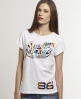 Superdry Super Rockets T-shirt White