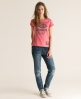 Superdry Victorious T-shirt Pink