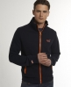 Superdry Orange Label Track Top Navy