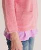 Superdry Brittany Crew Neck Pink