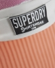 Superdry Low Pro Shoe Pink