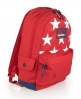 Superdry Star Montana Backpack Red