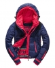 Superdry Polar Elements Jacket Navy