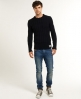 Superdry Jacob Knit Navy
